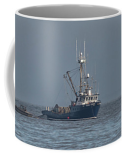 Viking Fisher 1 Coffee Mug by Randy Hall