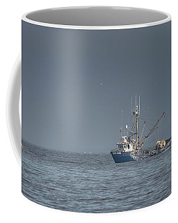 Coffee Mug featuring the photograph Viking Fisher 2 by Randy Hall