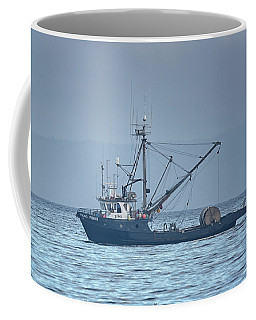 Coffee Mug featuring the photograph Viking Fisher 3 by Randy Hall