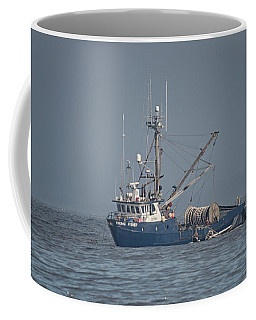 Coffee Mug featuring the photograph Viking Fisher 4 by Randy Hall