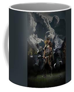 Viking Gefjon Coffee Mug