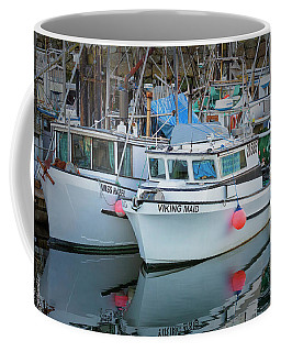 Coffee Mug featuring the photograph Viking Maid by Randy Hall