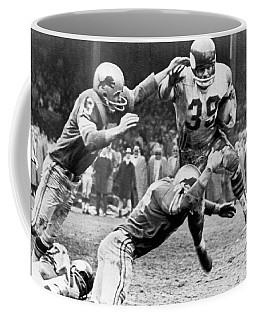 Viking Mcelhanny Gets Tackled Coffee Mug