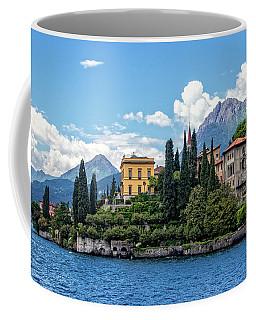 Villa Cipressi On Lake Como Coffee Mug