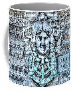 Coffee Mug featuring the photograph Villa Liberty 1 by Enrico Pelos