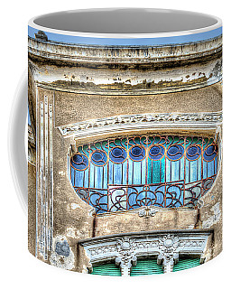 Coffee Mug featuring the photograph Villa Liberty 2 by Enrico Pelos