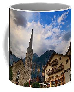 Village Hallstatt Coffee Mug