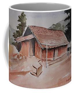 Village Hut Coffee Mug