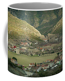 Village In Castile And Leon Spain Coffee Mug