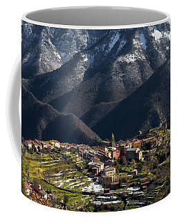 Village Of Utelle Coffee Mug