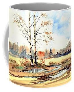 Village Scene I Coffee Mug