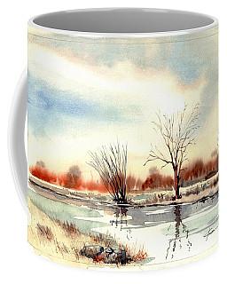 Village Scene II Coffee Mug
