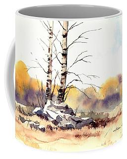 Village Scene V Coffee Mug