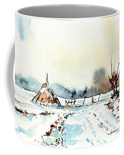 Village Scene Vii Coffee Mug