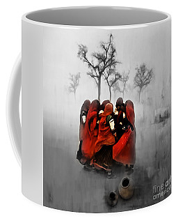 Village Women 01 Coffee Mug