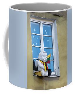 Vilnius Angel Coffee Mug
