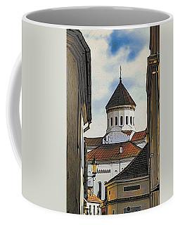 Vilnius Old City Coffee Mug