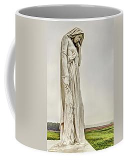 Vimy Memorial - Canada Bereft Coffee Mug