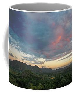 Vinales Panorama Coffee Mug