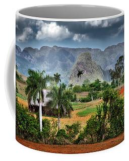 Vinales. Pinar Del Rio. Cuba Coffee Mug