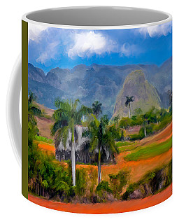 Vinales Valley. Cuba Coffee Mug