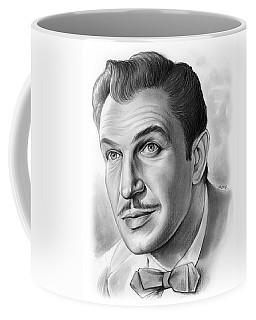 Vincent Price Coffee Mug
