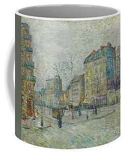 Vincent Van Gogh  The Boulevard De Clichy, Paris Coffee Mug