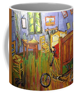 Vincent Van Go's Bedroom Coffee Mug