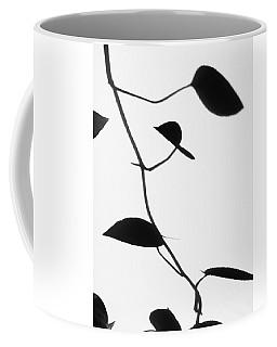 Vine Shadow Coffee Mug