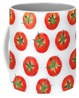 Vine Tomatoes Coffee Mug