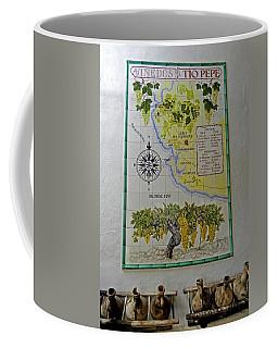 Vinedos Tio Pepe - Jerez De La Frontera Coffee Mug