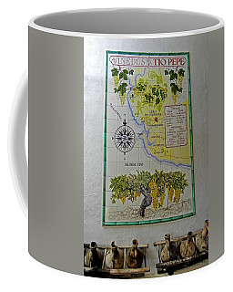 Vinedos Tio Pepe - Jerez De La Frontera Coffee Mug by Juergen Weiss