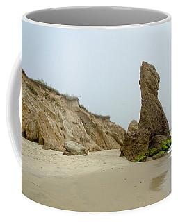 Vineyard Rocky Beach Coffee Mug