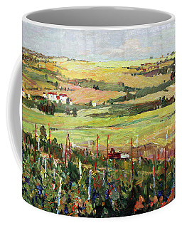 Vineyards Of Tristo Coffee Mug