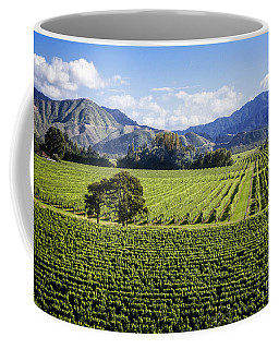 Vineyards To Mountains Coffee Mug