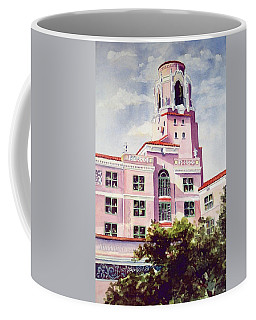 Vinoy, Renaissance Revisted Coffee Mug by Roxanne Tobaison