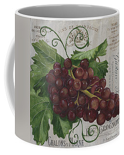 Vins De Champagne Coffee Mug