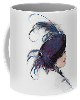 Coffee Mug featuring the photograph Vintage 1914 Fashion by Robert G Kernodle