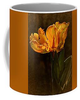 Vintage 2017 Tulip Coffee Mug