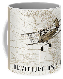 Vintage Adventure Coffee Mug