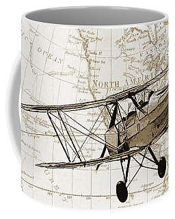 Vintage Adventure Coffee Mug