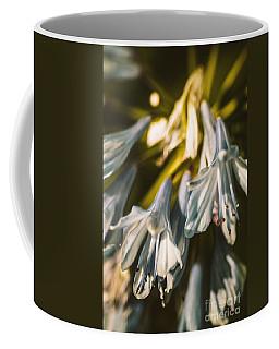 Vintage Agapanthus Flower Coffee Mug