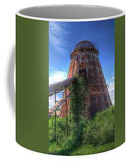 Vintage Agriculture Storage Coffee Mug