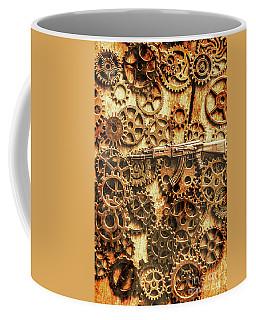 Vintage Ak-47 Artwork Coffee Mug