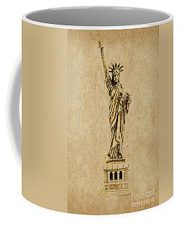 Vintage America Coffee Mug