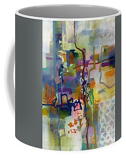 Coffee Mug featuring the painting Vintage Atelier 2 by Hailey E Herrera