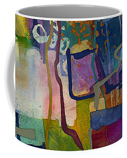 Coffee Mug featuring the painting Vintage Atelier by Hailey E Herrera