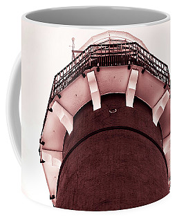Vintage Barney Red Tone Coffee Mug