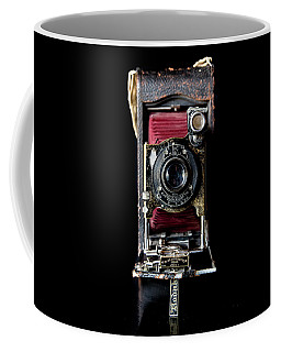 Vintage Bellows Camera Coffee Mug