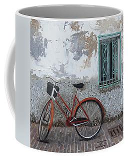Vintage Series #3 Bike Coffee Mug